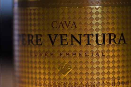 Kuohuvaa Pajassa, Pere Ventura Cava 0,75