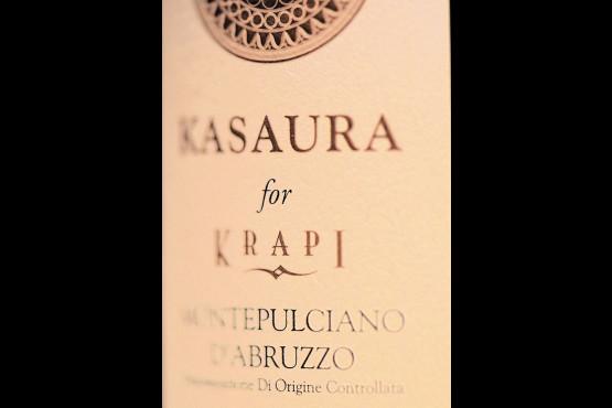 Punaviini Pajassa, Abruzzo Kasaura Montepulciano  0,75