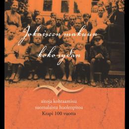 Krapi 100-vuotta kirja
