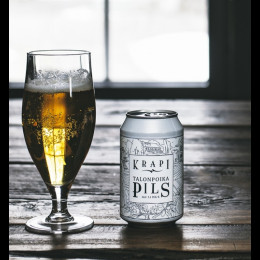 Maku Brewing Krapi Pils 5,1%